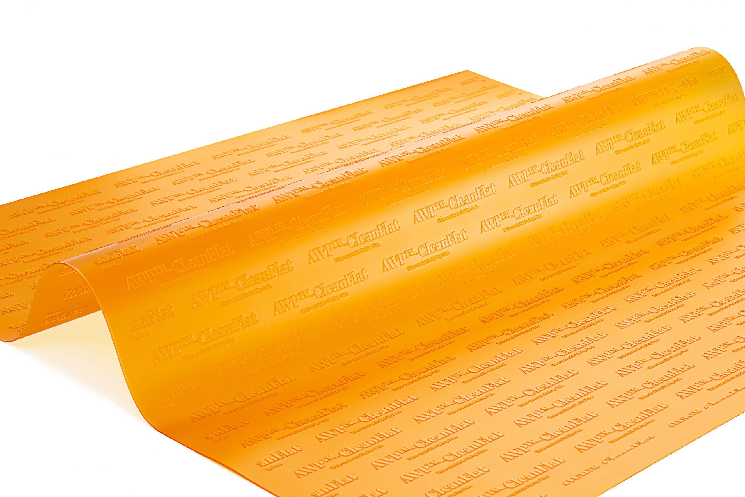 AWP CleanFlat plate (orange)